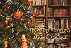 Holiday Recital December 19 2020