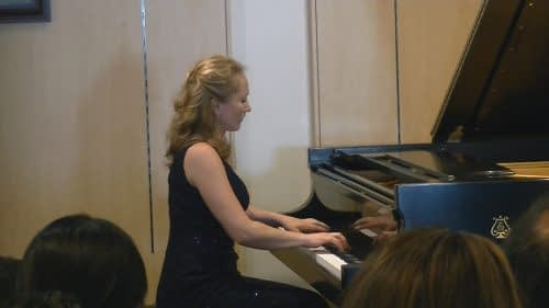 Recital at the Steinway Gallery